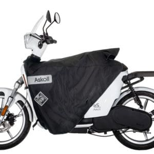 Tablier hiver Termoscud pour scooters Askoll