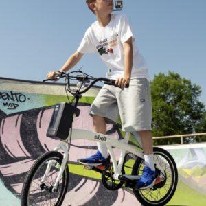 ASKOLL EBolt, vélo enfant