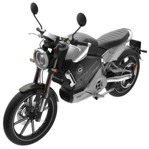 SUPER SOCO TCMAX Fast Charge Roues bâtons
