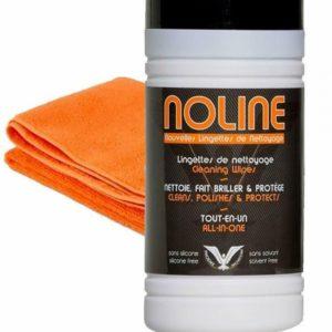 Nettoyant toutes surfaces NoLine – 80 microfibres