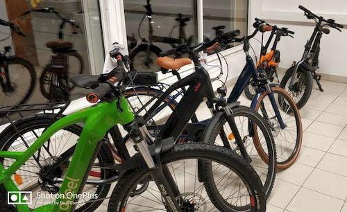 Magasin et atelier Vélo ou VAE à Toulon