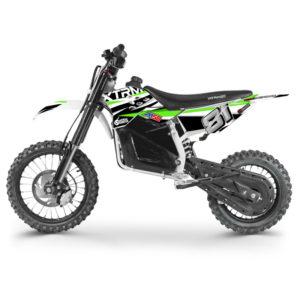 Motocross électrique 1200W pour enfant M50