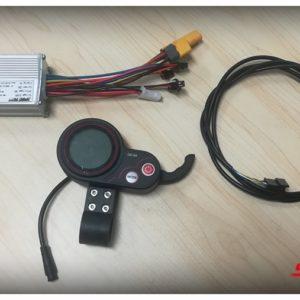 Contrôleur et afficheur pour trottinette électrique Speedtrott RS800+