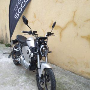 Super Soco TS – 3510 Km – Occasion