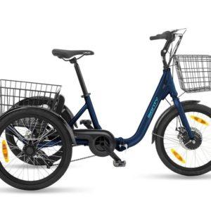 Tricycle à assistance électrique