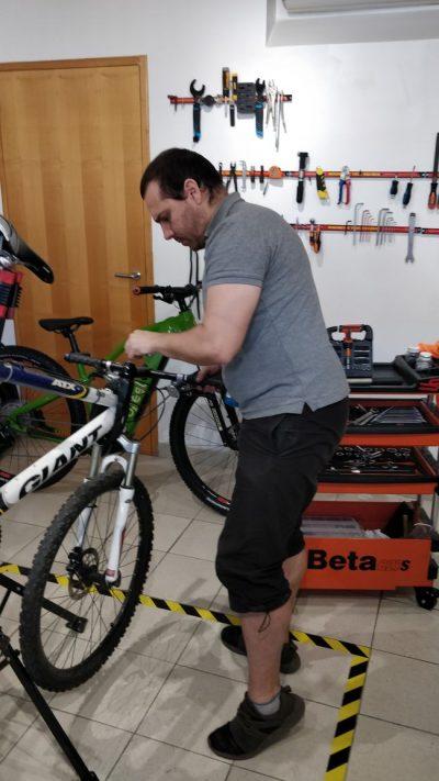 Atelier vélo Mob'Elec
