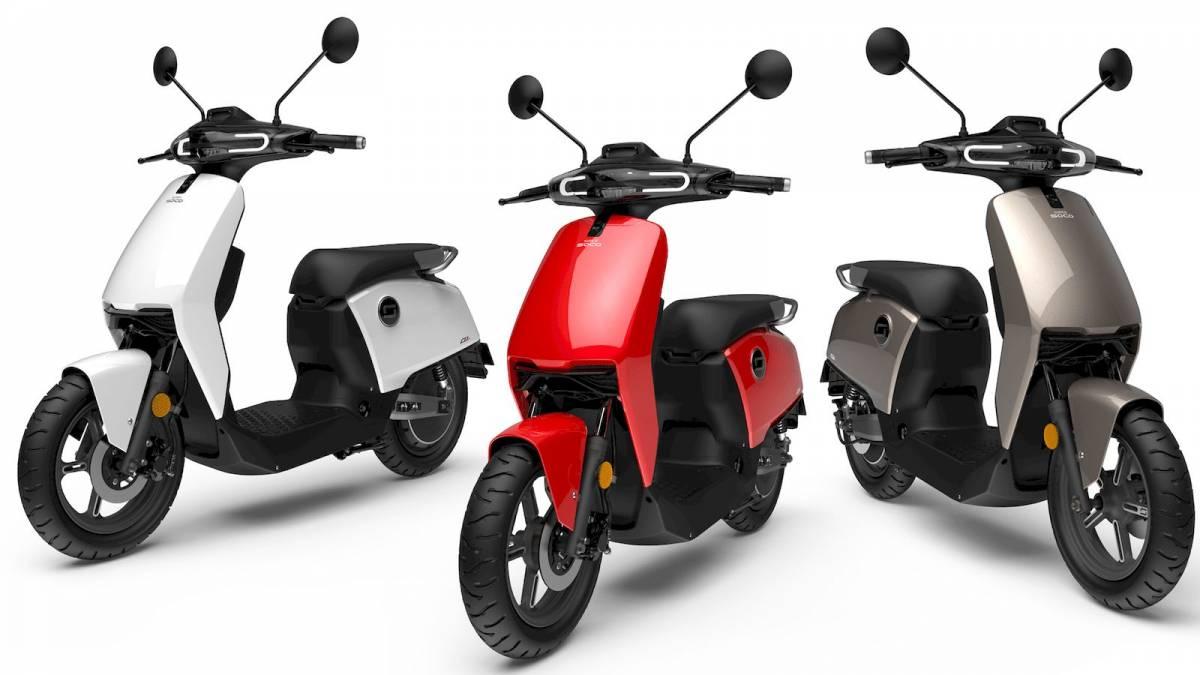 Scooter electrique à Toulon